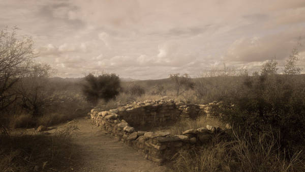 Tucson Photograph - Romero Ruin by Joseph Smith