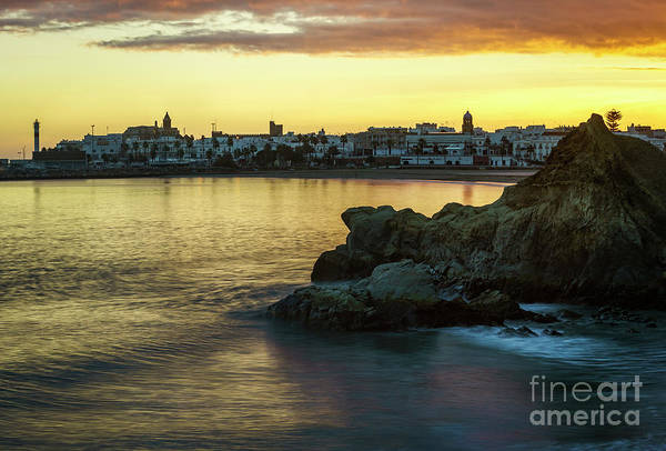 Photograph - Rompidillo Beach Rota Spain by Pablo Avanzini
