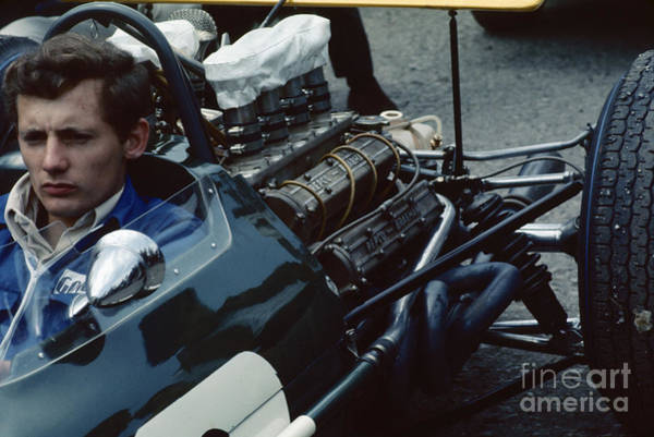 Racing Shell Photograph - Ron Dennis by Oleg Konin