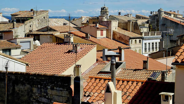 Photograph - Roofs Of Arles by August Timmermans