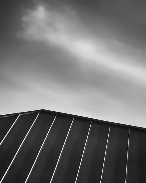 Photograph - Rooftop Abstract by Richard Rizzo