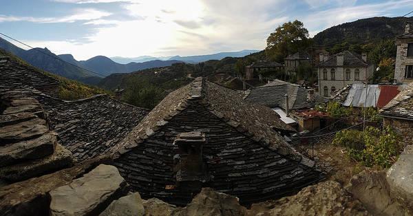 Wall Art - Photograph - Rooftop View by Iordanis Pallikaras