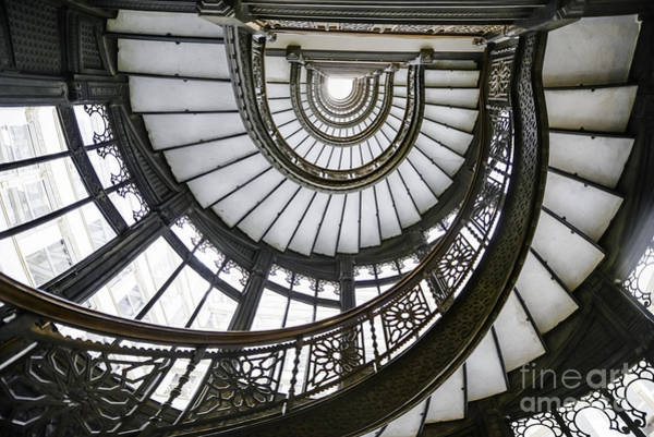 The Rookery Wall Art - Photograph - Rookery Stairway by Stacey Granger