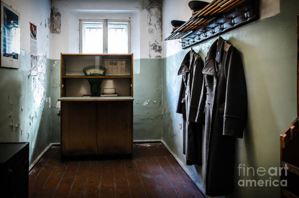 Photograph - Room For The Kgb Prison Guards by RicardMN Photography