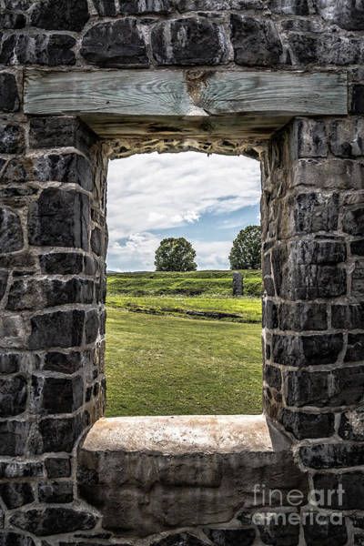 Photograph - Room With A View by Edward Fielding