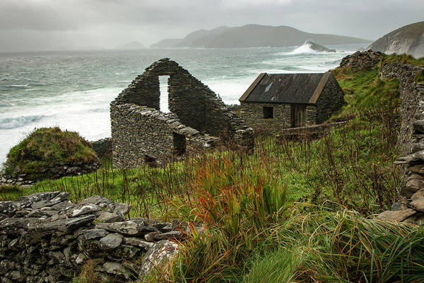 Dingle Peninsula Photograph - Room With A View by Nicole Robinson