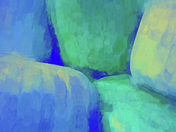 Digital Art - Wengen by Matt Cegelis