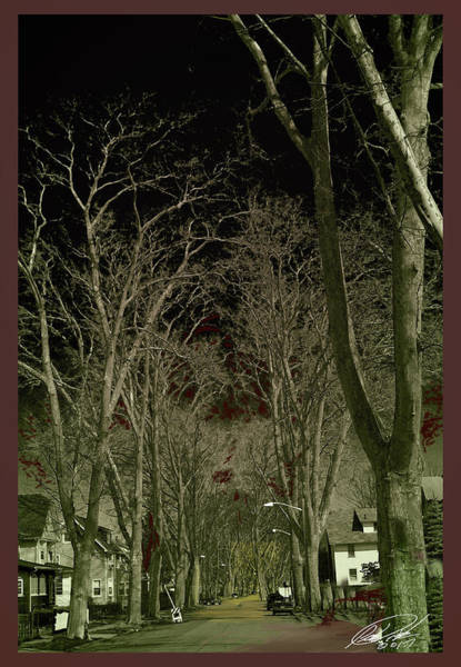 Digital Art - Roosevelt Avenue I by Leon De Vose