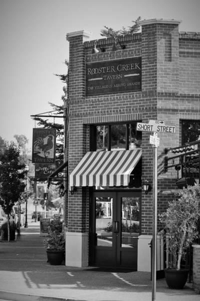 Village Creek Photograph - Rooster Creek Tavern by Marnie Patchett