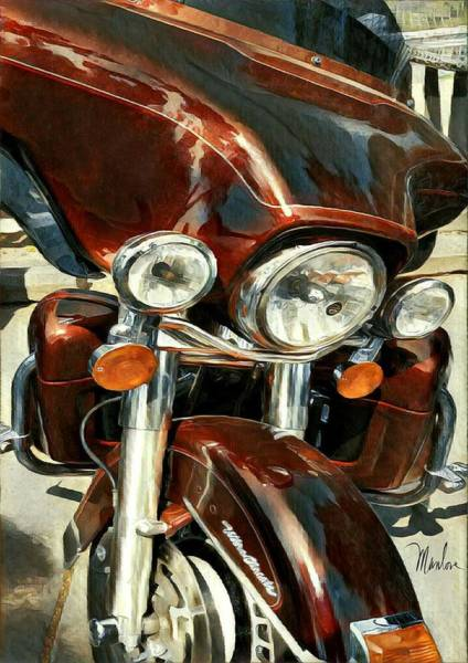 Wall Art - Digital Art - Root Beer Classic by David Manlove