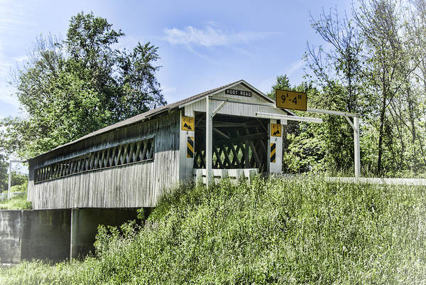 Kingsville Photograph - Root Road Covered Bridge by Phyllis Taylor