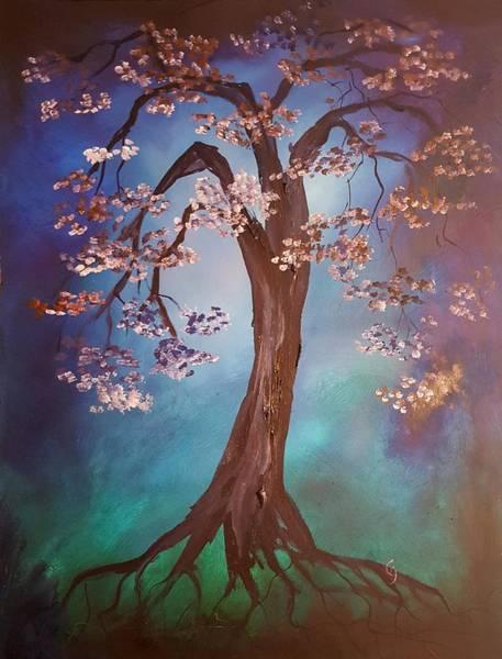 Painting - Roots                   68 by Cheryl Nancy Ann Gordon