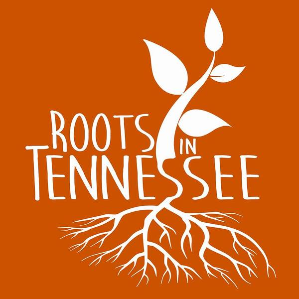 Wall Art - Digital Art - Roots In Tennessee Seedlin by Heather Applegate
