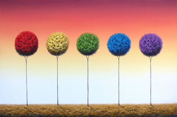 Wall Art - Painting - Roots Of Remembrance by Rachel Bingaman
