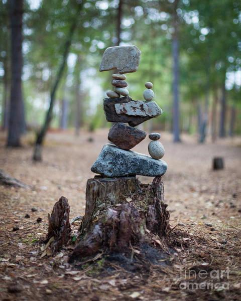 Sculpture - Roots Rock by Pontus Jansson