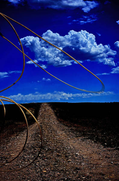 Photograph - Rope The Road Ahead by Amanda Smith