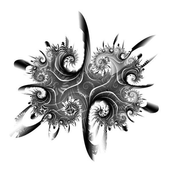 Wall Art - Digital Art - Rorschach by David April