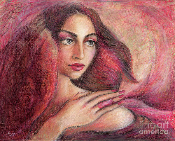 Painting - Rosalia by Eva Campbell