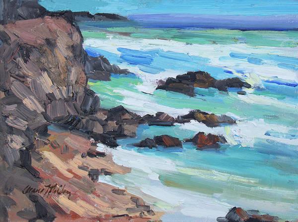 Painting - Rosarito Beach Baja by Diane McClary