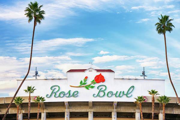 Rose Bowl Photograph - Rose Bowl by Aron Kearney