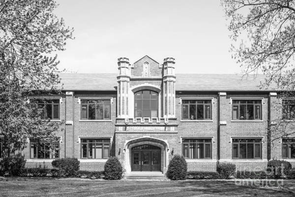 Wall Art - Photograph - Rose- Hulman Institute Of Technology Moench Hall by University Icons