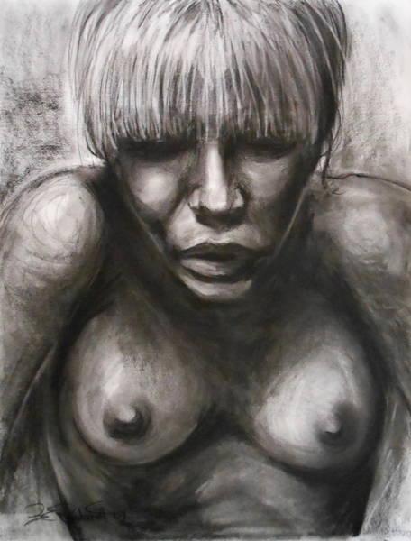Drawing - Rose by Jason Reinhardt
