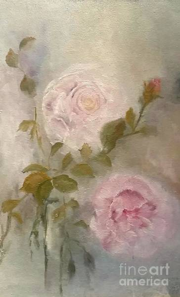 Wall Art - Painting - Rose by Julie Bond
