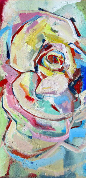 Photograph - Rose Number 1 by John Jr Gholson