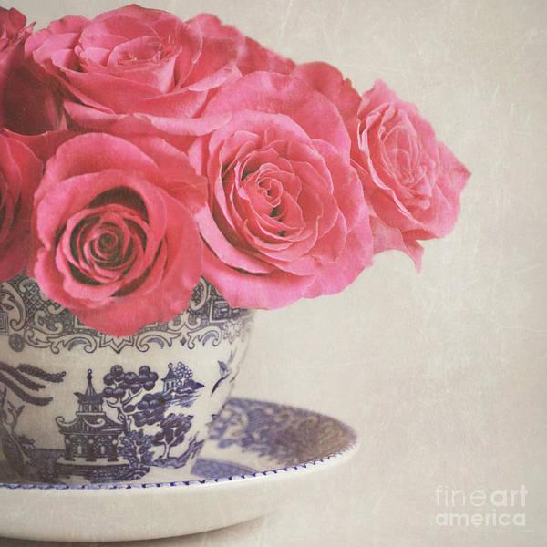 Wall Art - Photograph - Rose Tea by Lyn Randle