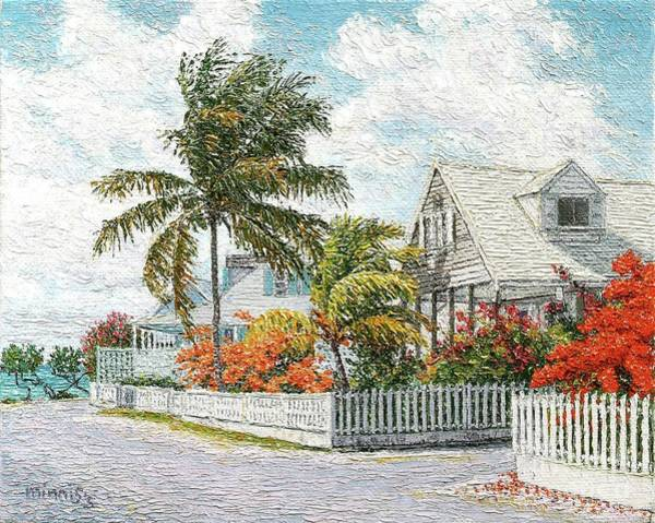 Painting - Rosebud Briland by Eddie Minnis
