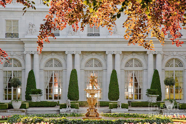 Photograph - Rosecliff by Susan Cole Kelly