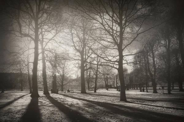 Wall Art - Photograph - Rosenborg Castle Gardens Copenhagen In Winter by Carol Japp