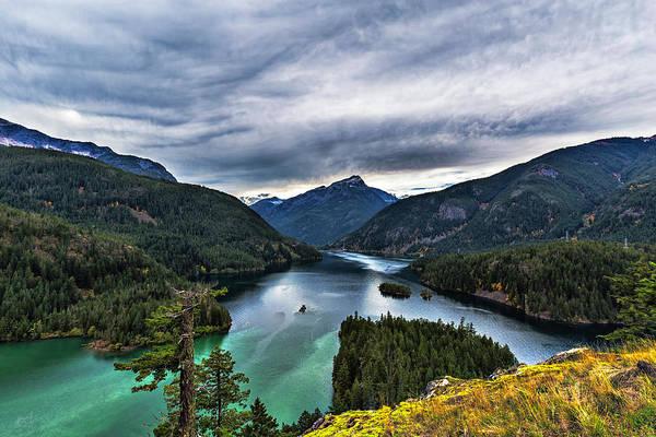 San Juan Mountains Photograph - Ross Lake by Thomas Ashcraft