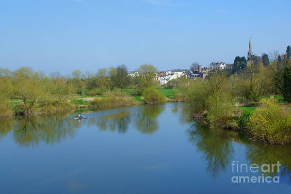 Photograph - Ross-on-wye by David Birchall