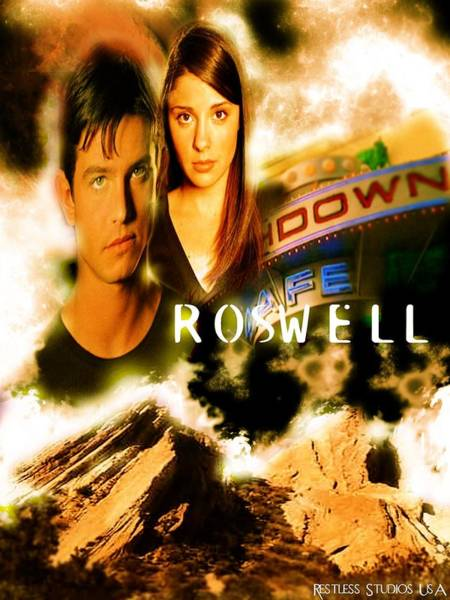 Blade Runner Photograph - Roswell Cover by Travis Trapane