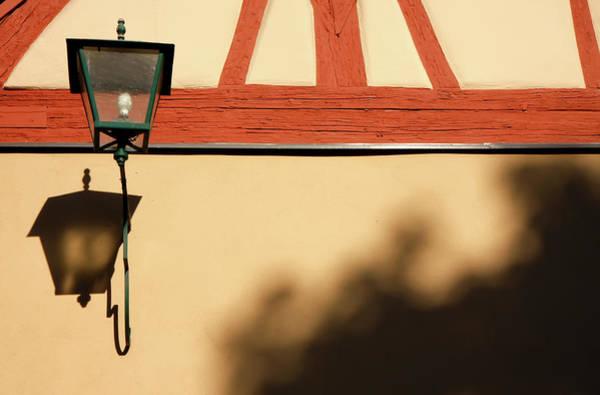 Photograph - Rotenburg Lantern by KG Thienemann