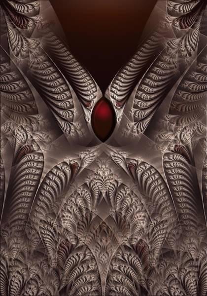 Self Similarity Digital Art - rotl_01 Lord Of the Soil by Drasko Regul