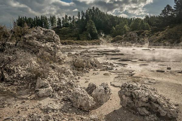 Photograph - Rotorua by Racheal Christian