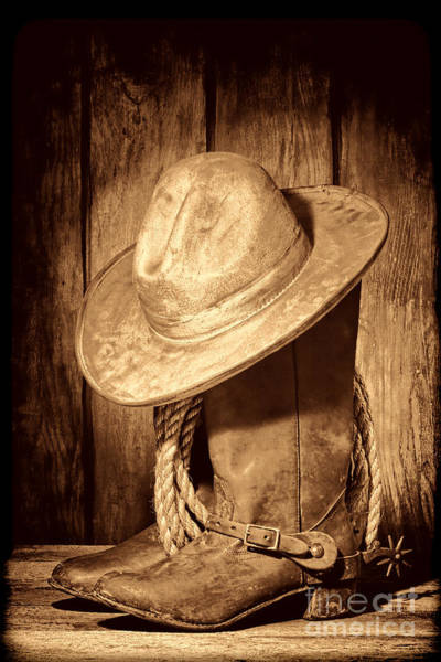 Photograph - Rough Rider by American West Legend By Olivier Le Queinec