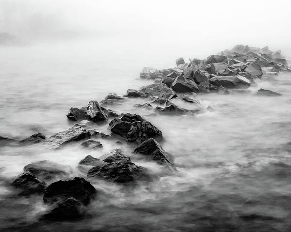 Photograph - Rough Superior by David Wynia