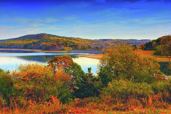 Photograph - Round Valley State Park 4 by Raymond Salani III