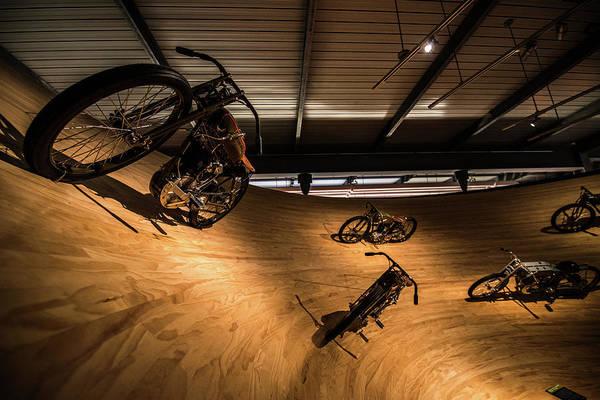 Photograph - Rounding The Bend by Randy Scherkenbach