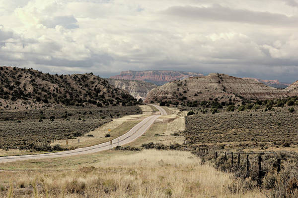 Highway 12 Wall Art - Photograph - Route 12 Utah by Peter J Sucy
