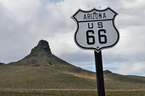 Photograph - Route 66 Arizona by Kyle Hanson