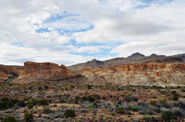Photograph - Route 66 Desert Landscape by Kyle Hanson