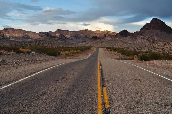 Photograph - Route 66 Mojave Desert Sunset by Kyle Hanson