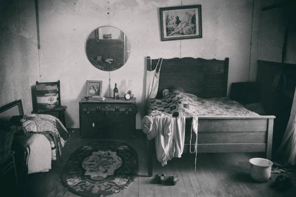 Photograph - Route 66 Oatman Bedroom by Kyle Hanson