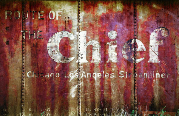 Photograph - Route Of The Chief by Lou Novick