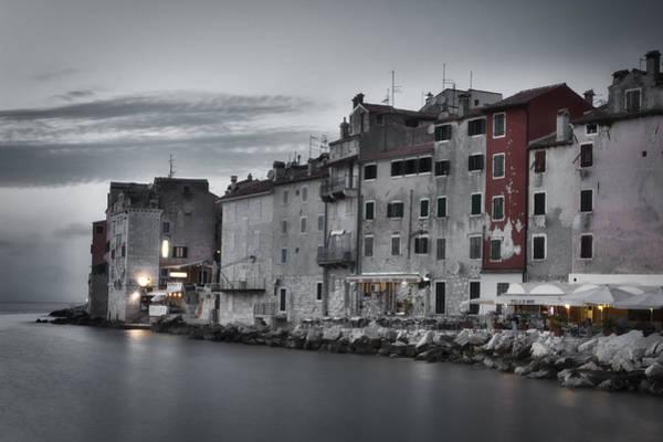 Balkan Peninsula Photograph - Rovinj Dawn #5 - Croatia by Stuart Litoff