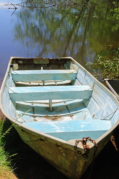 Photograph - Row Boat Two by Tikvah's Hope